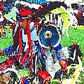 Sioux Valley Dakota Pow Wow 1 by Bruce Ritchie