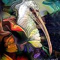 Sir Ibis by Doris Wood
