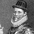 Sir John Hawkins (1532-1595) by Granger