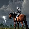 Sir Lightning Rod by Daniel Eskridge