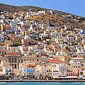 Siros Greece 2  by Emmanuel Panagiotakis