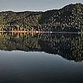 Siskiyou Lake Panorama by Greg Nyquist