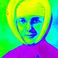 Sister Marguerite Denise 1953 by Randall Weidner