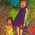 Sisters by Gerri Rowan