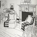 Sitting Room by John Brightwell IV