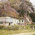 Six Bells Hollingbourne Kent  by Helen Allingham
