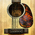 Six-string Acoustic Vi by Brian Davis