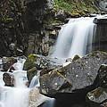 Skagway Waterfall 8619 by Michael Peychich