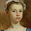 Sketch Of A Young Girl by Joseph Highmore