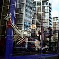 Skull Town by Jez C Self