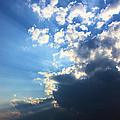 Sky Drama by Kristin Elmquist