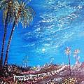 Sky So Blue by Rhonda Lee