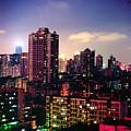 Skyscraper by Miles Lau