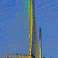 Skyway Crossing by David Lee Thompson