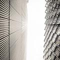 Slatted Window Architecture by Lenny Carter