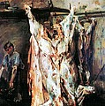 Slaughtered Ox by Pg Reproductions