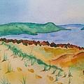 Sleeping Bear Dunes by Stephanie Reid