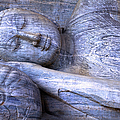 Sleeping Buddha Statue by Poorfish