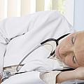 Sleeping Doctor by Adam Gault