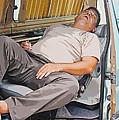 Sleeping On The Job by Kantilal Patel