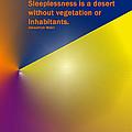 Sleeplessness by Ian  MacDonald