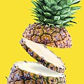 Sliced Pineapple by Victor Habbick Visions