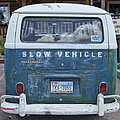 Slow Vehicle by Gregory Scott