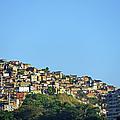 Slum At Santa Teresa by Photo by Leonardo Martins
