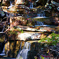 Small Falls by Lana Trussell