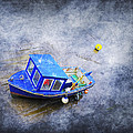 Small Fisherman Boat by Svetlana Sewell