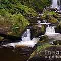 Small Waterfalls by John Chatterley