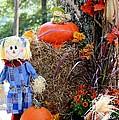 Smile It's Autumn by Maria Urso