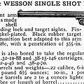 Smith & Wesson Pistol by Granger