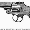 Smith & Wesson Revolver by Granger