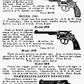 Smith & Wesson Revolvers by Granger