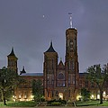 Smithsonian Castle by Metro DC Photography