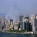 Smoke From The Ruins Of The World Trade by Everett