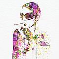 Smoking In The Sun by Naxart Studio