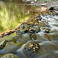 Smoky Mountain Streams Iv by Angie Schutt