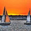 Smooth Sailing by Michael Frank Jr