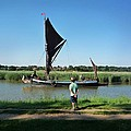 Snape Maltings by Charles Stuart