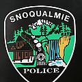 Snoqualmie Police by Kristin Elmquist
