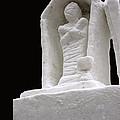 Snow Mummy by LeeAnn McLaneGoetz McLaneGoetzStudioLLCcom