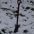 Snow  Spade by Ashok Patel