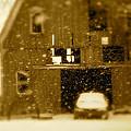 Snowflakes by Arthur Barnes