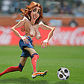 Soccer Mom by John Huneck