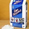Soda Crystals by Andrew Lambert Photography