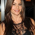 Sofia Vergara At A Public Appearance by Everett