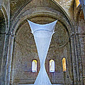 Soft Sculpture In A Monastery by Dave Mills