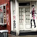 Soho Doorway by Barbara Northrup